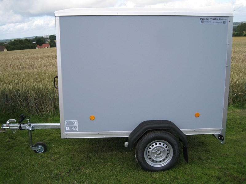 Böckmann KT2113/75 Cargo trailer uden bremser - Dyrehøj Trailer Center